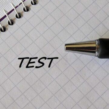 Egzamin ósmoklasisty po raz pierwszy