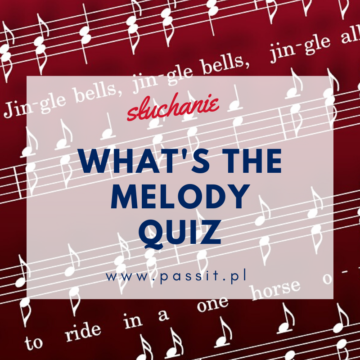 What's the melody?