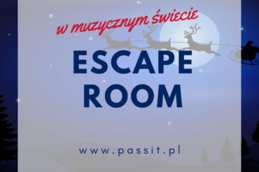 ESCAPE ROOM – CHRISTMAS