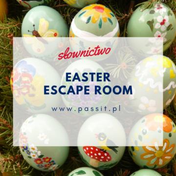 EASTER – ECAPE ROOM